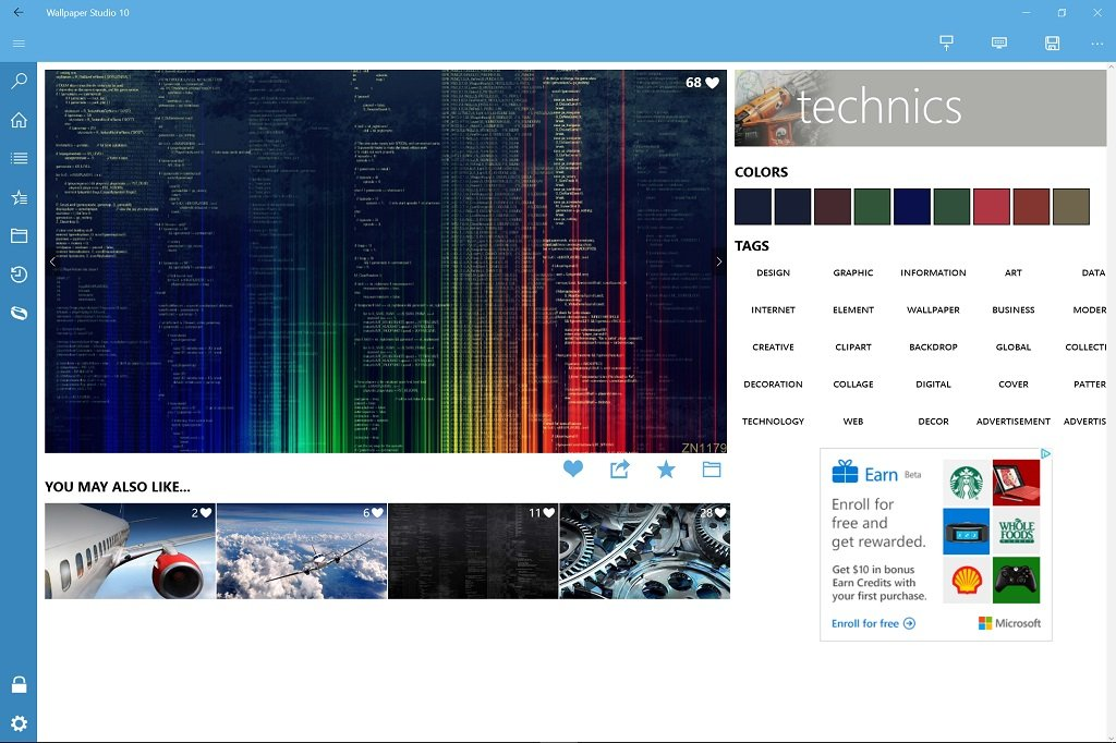5 intriguing Windows 10 apps: Wallpaper your PC, find ...