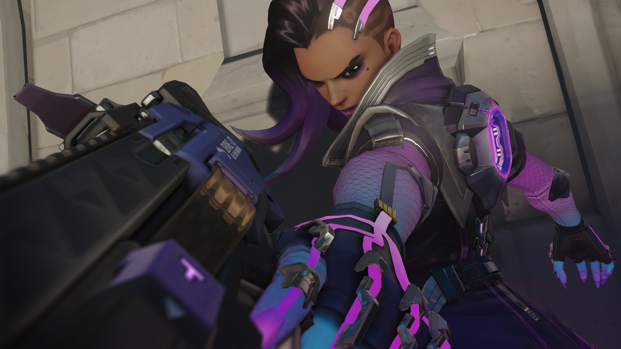 Stealth Hacker Sombra Arrives With New DLC For Overwatch