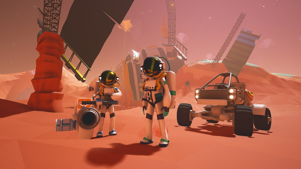 Astroneers Latest Update Completely Overhauls Researching