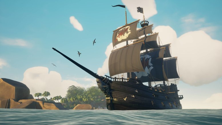 Sea of Thieves adds Cargo Runs and loads of bug fixes in latest patch
