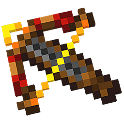 Minecraft Dungeons Firebolt Thrower