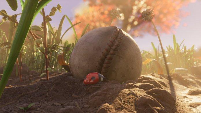 Grounded Screenshot Baseball