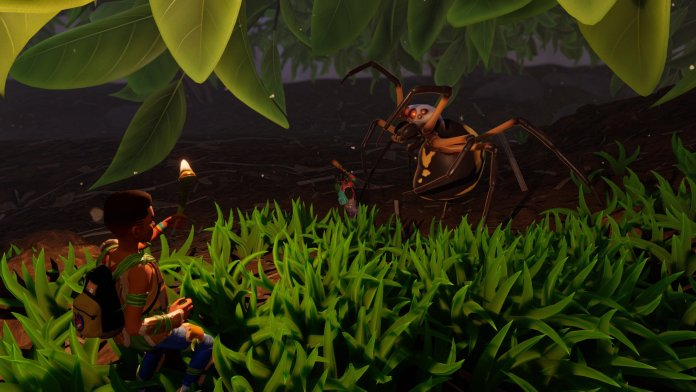 Grounded Screenshot Combat Hedge