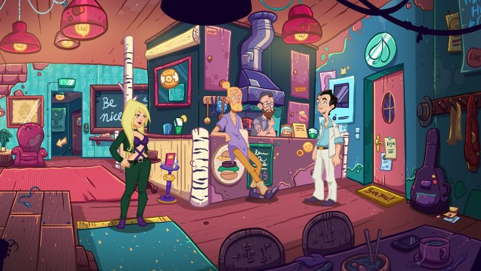 Leisure Suit Larry Xbox Screenshot