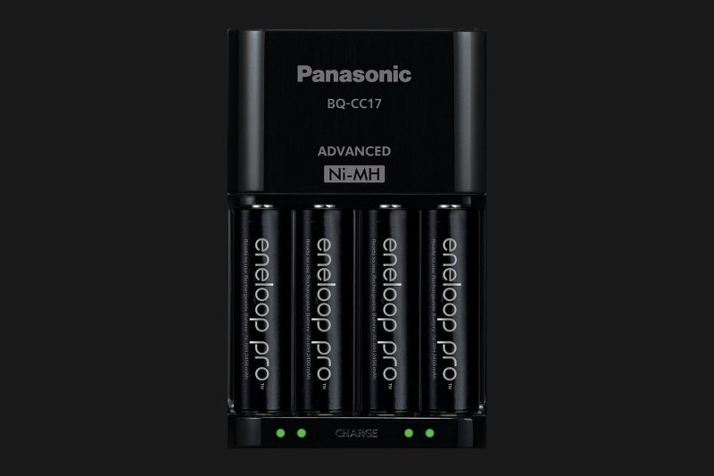 Panasonic Eneloop Pro Charger 4 Pack