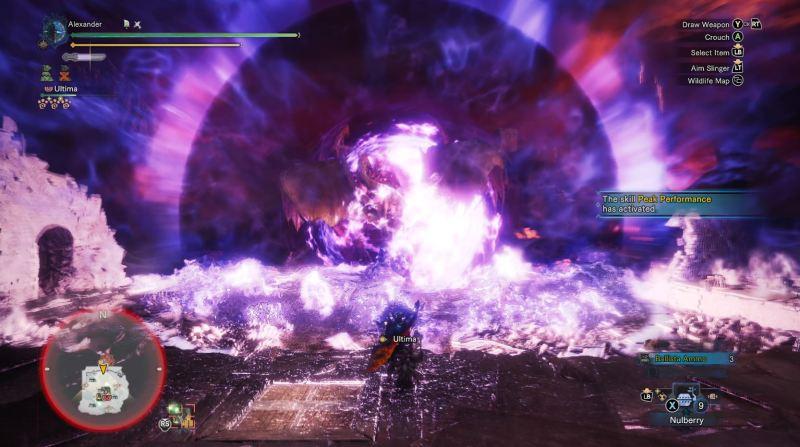 Monster Hunter World Fatalis Phase