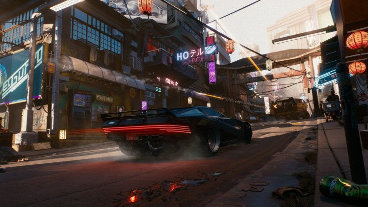 This is the roadmap for Cyberpunk 2077 in 2021: updates, arrival of the DLC and patch for PS5 and Xbox Series X / S