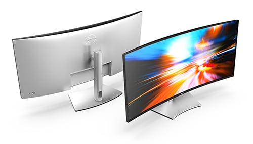 Image result for curved monitor