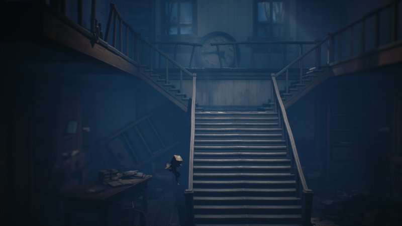 Little Nightmares Ii School