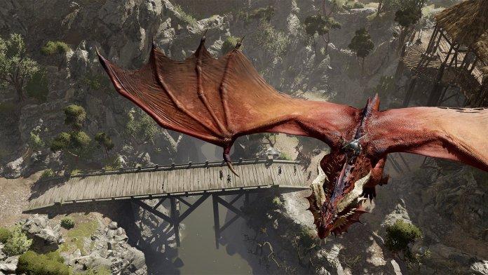 Baldurs Gate 3 Dragon