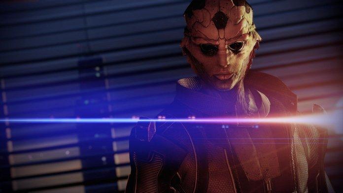 Mass Effect Legendary Edition Thane
