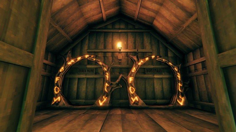 Valheim Portal Shack