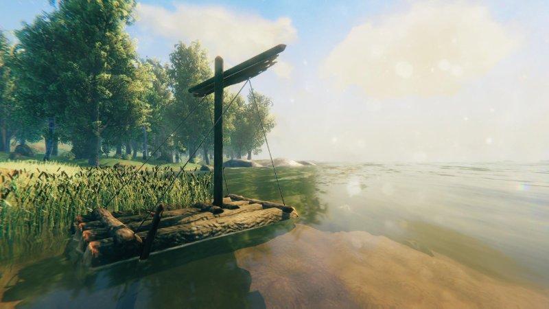 Valheim Raft