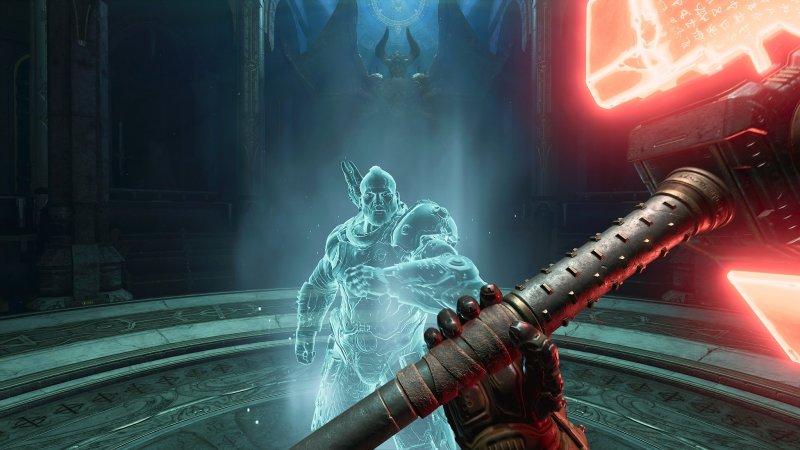 Doom Eternal Ancient Gods 2 Hammer