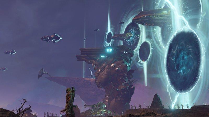 Doom Eternal Ancient Gods 2 Portals