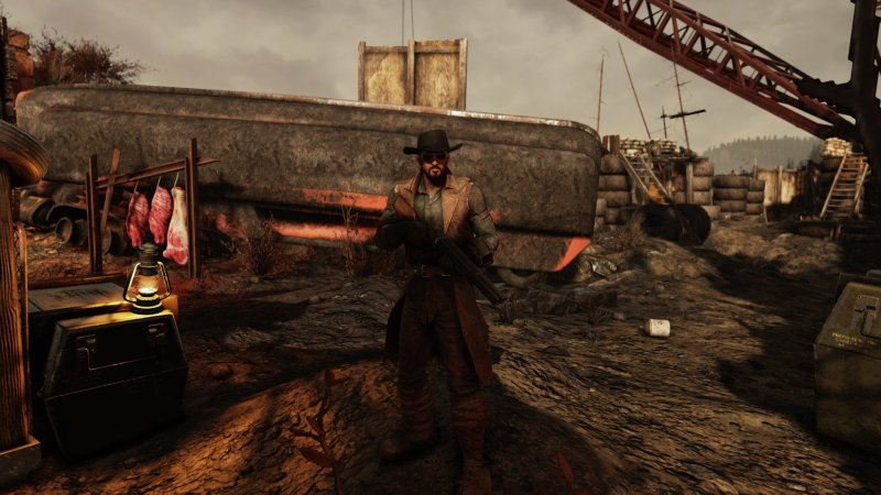 Fallout 76 Photo Mode Wc