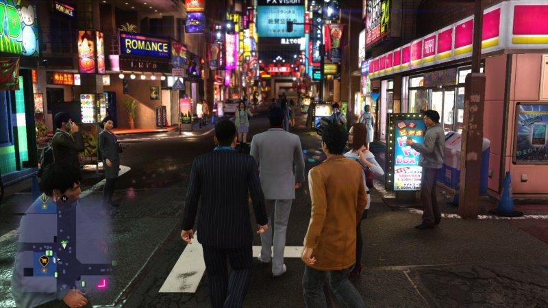Yakuza 6 Kamurocho