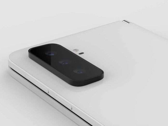 Surface Duo 2 Unofficial Render