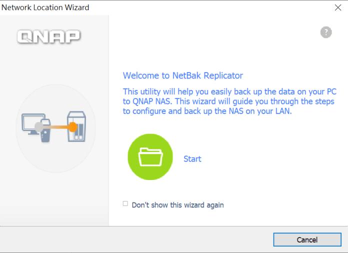 QNAP NetBak Replicator