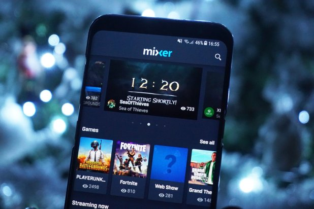 Mixer's mobile apps updated with picture-in-picture, HypeZone, and more