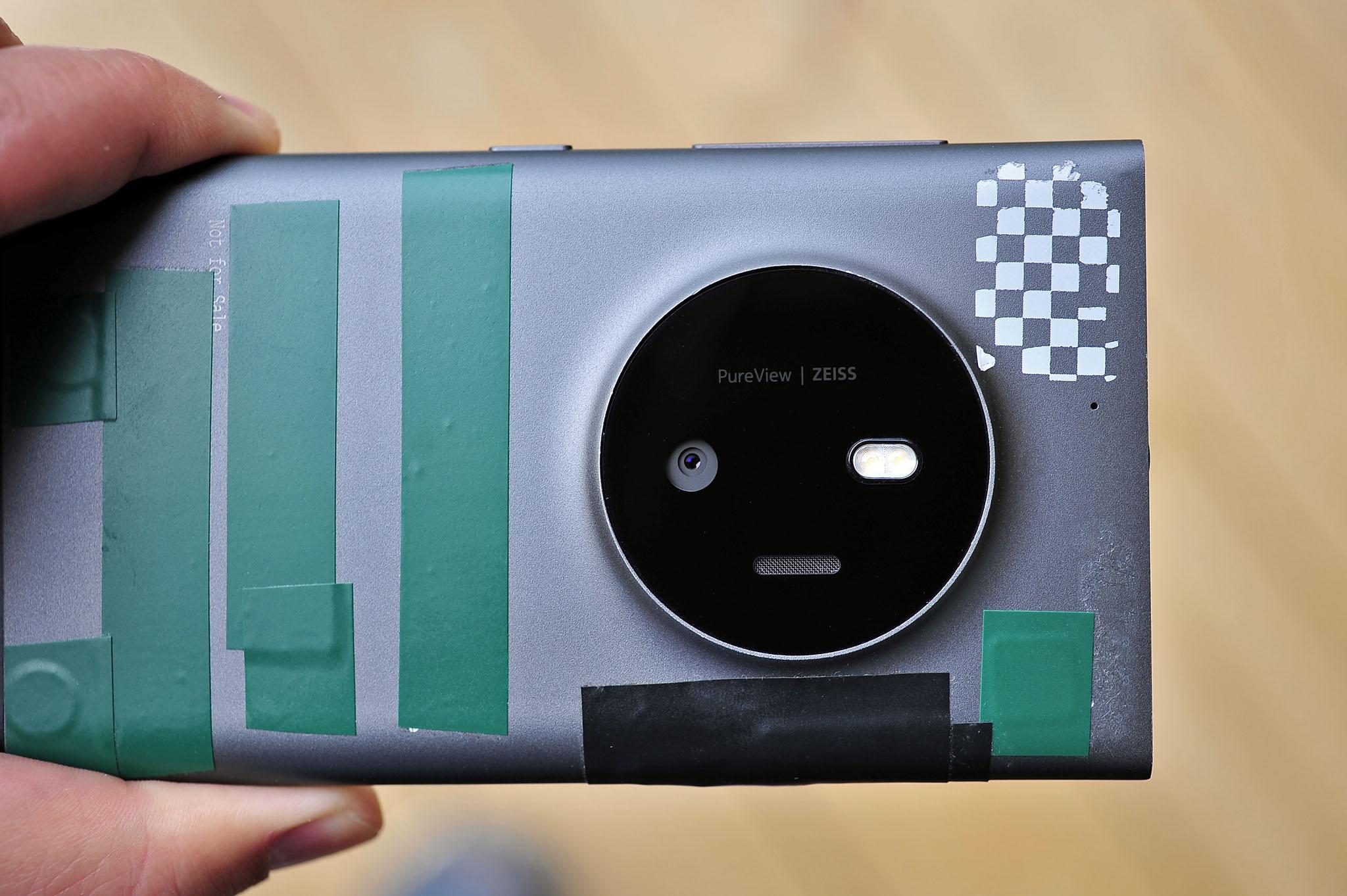 Fully Exposed Unreleased Nokia McLaren Windows phone