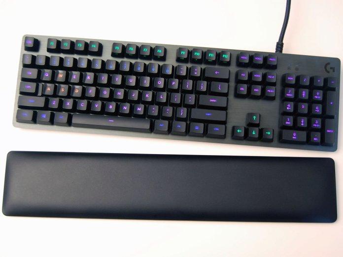 Logitech G513 keyboard review