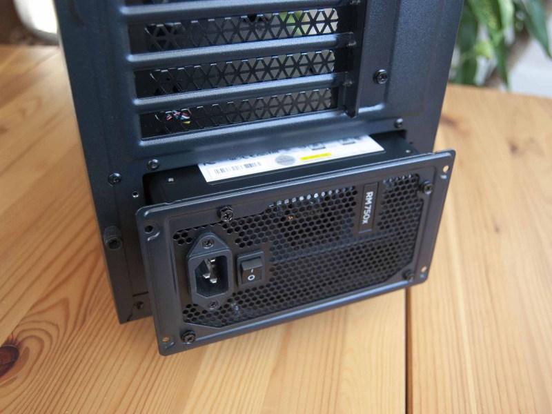 Xpg Invader Psu Install