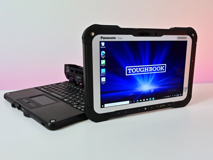 Panasonic Toughbook G2 Main