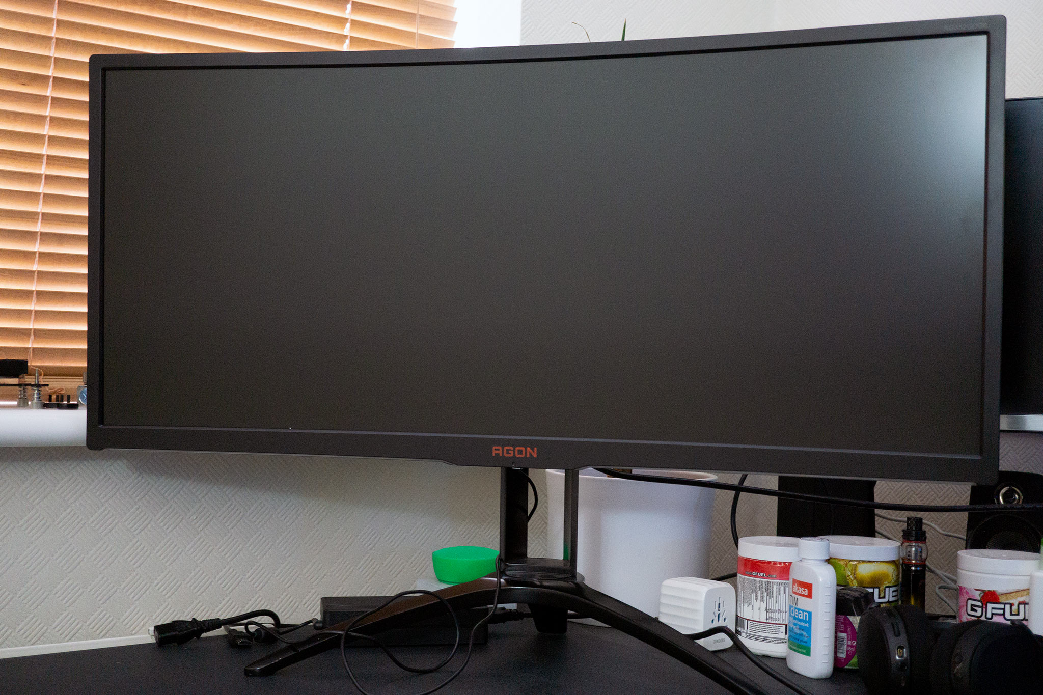 AOC Agon AG352UCG6 Monitor Review A Display That Has It All Windows Central