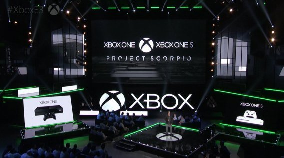 scorpio 1 - Project Scorpio : New Details about project Scorpio,A revolutionary gaming console.