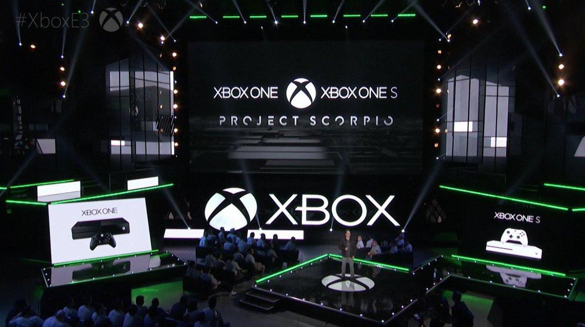 Resultado de imagen para xbox project scorpio