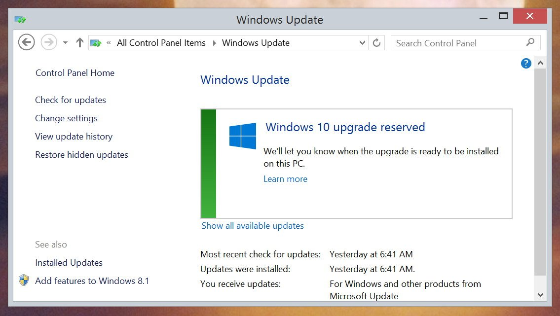 How to remove the Get Windows 10 app from your PC and