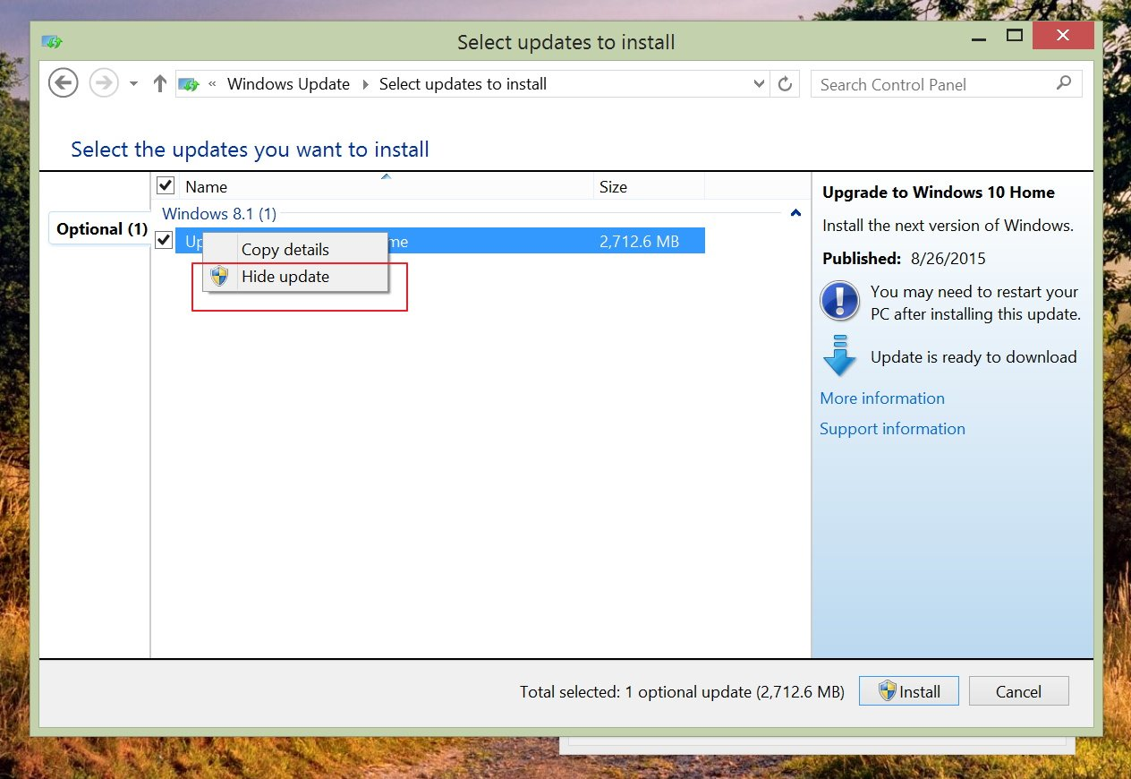 How to prevent Windows 10 upgrade files from downloading ...