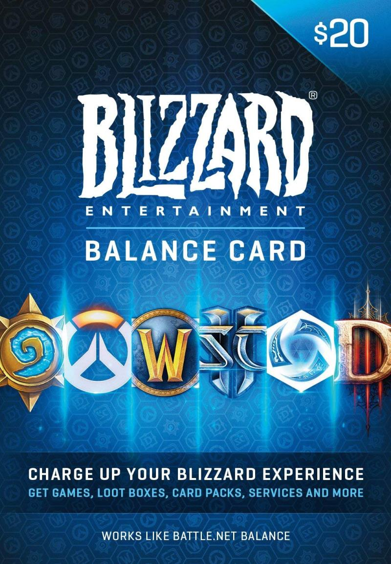 Currency for use on Battle.net, the Blizzard PC launcher