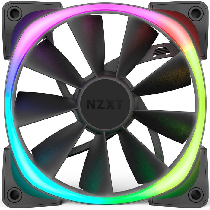 NZXT Aer RGB Fan