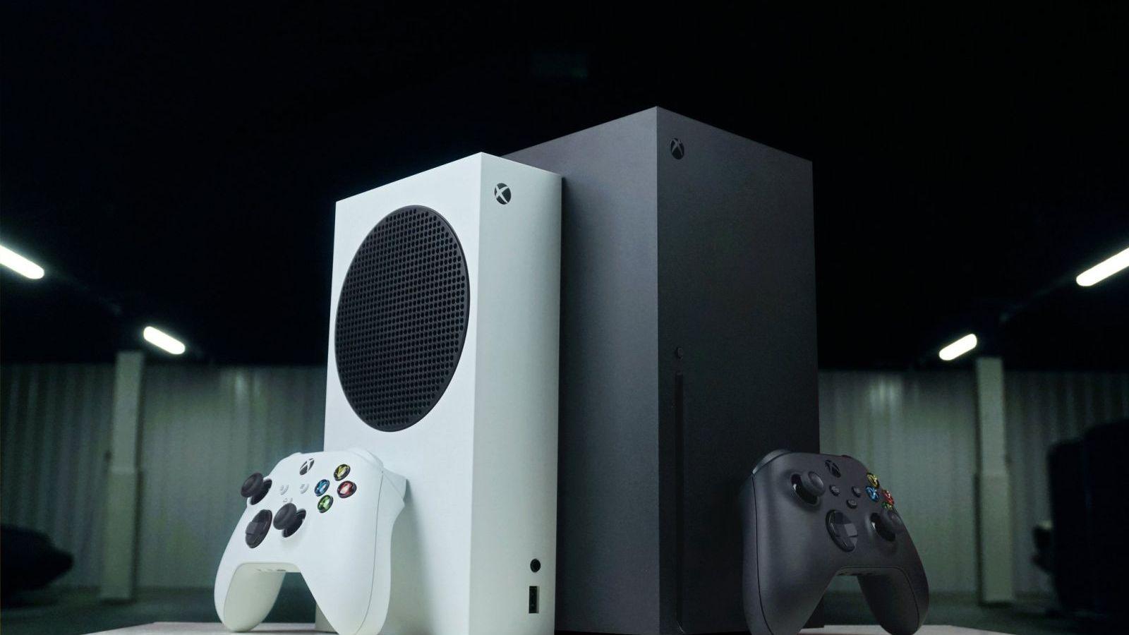 Xbox Series X, Xbox Series S