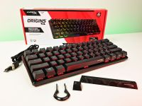 Review: HyperX Alloy Origins 60 delivers on its new Red linear switches