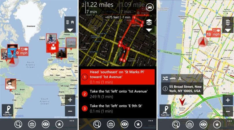 Unofficial Google Maps app gMaps bumped for Windows Phone 8 support     Unofficial Google Maps app gMaps bumped for Windows Phone 8 support