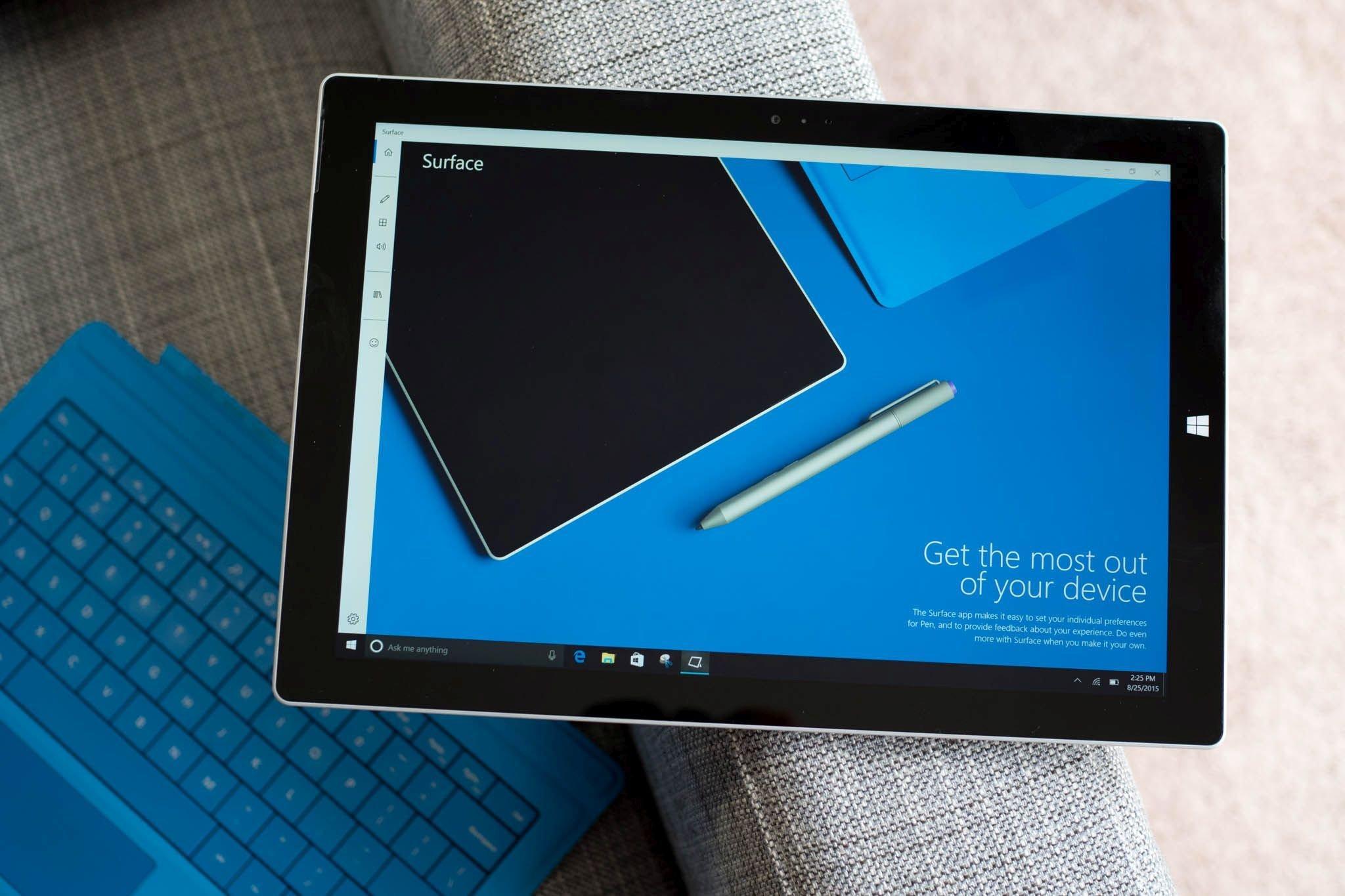 Surface Pro Vs Surface Pro 2