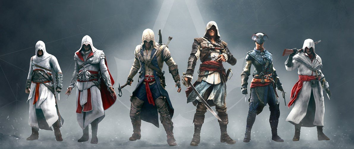 'Assassin's Creed Collection' domain registered by Ubisoft ...