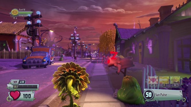 Zomburbia Has Plenty More Activities For You To Take Part In Some Of The Game Modes Plants Vs Zombies Garden Warfare 2 Can Be Played