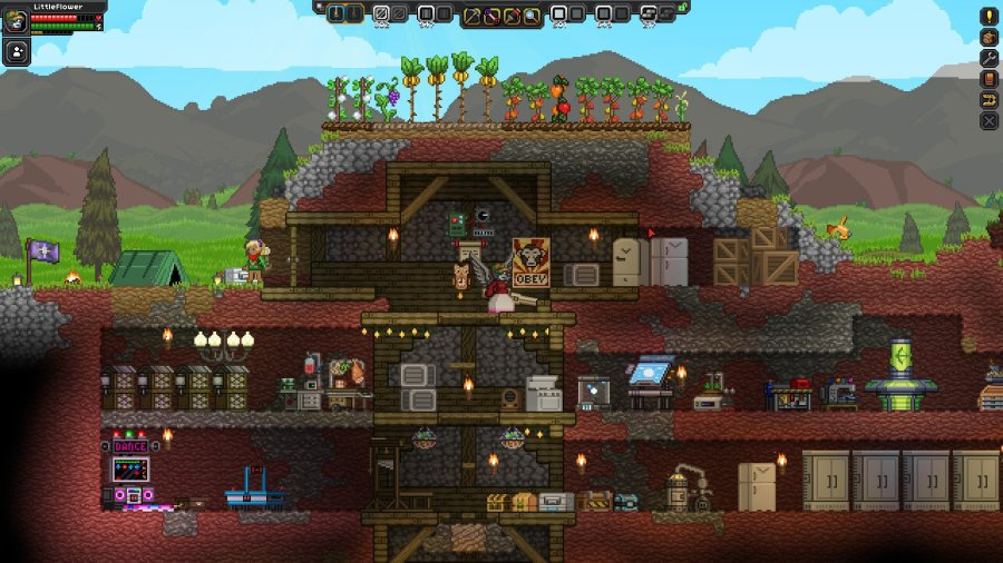 Best Survival Games for PC in 2018   Windows Central Starbound  about  15  is an interesting and quirky little game that takes  the similar formula of Terriara and takes gameplay to the stars and beyond