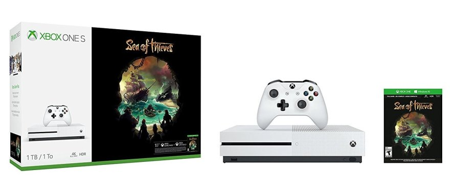 Image result for sea of thieves xbox one bundle
