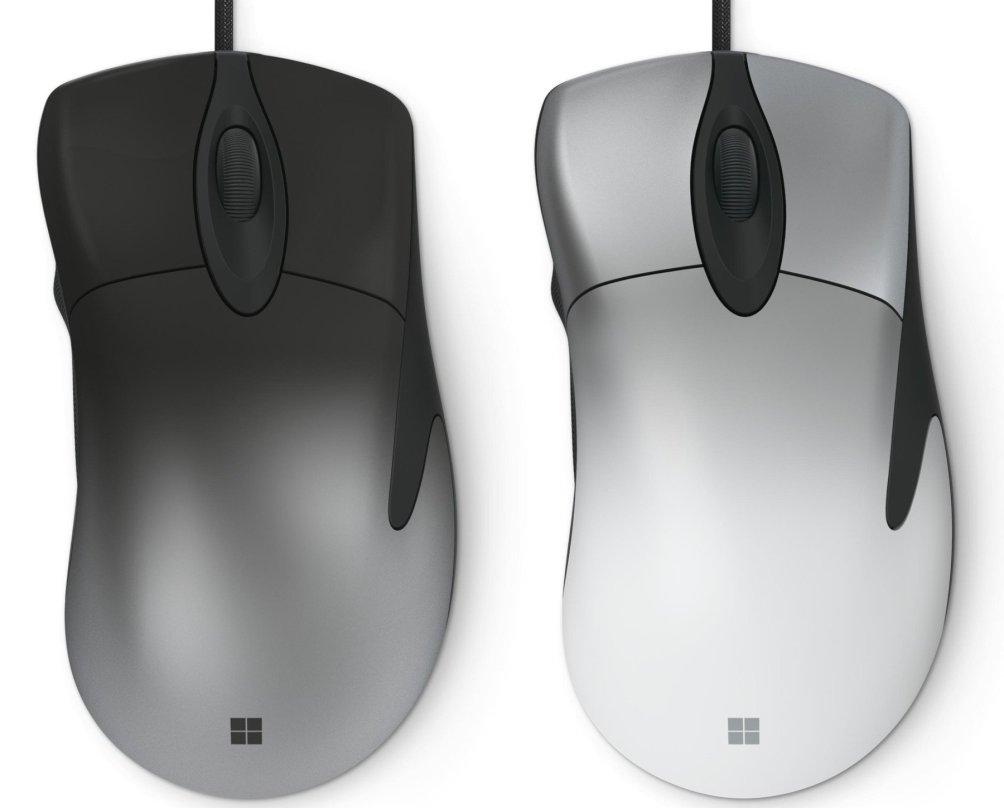 マイクロソフトIntelliMouse Pro