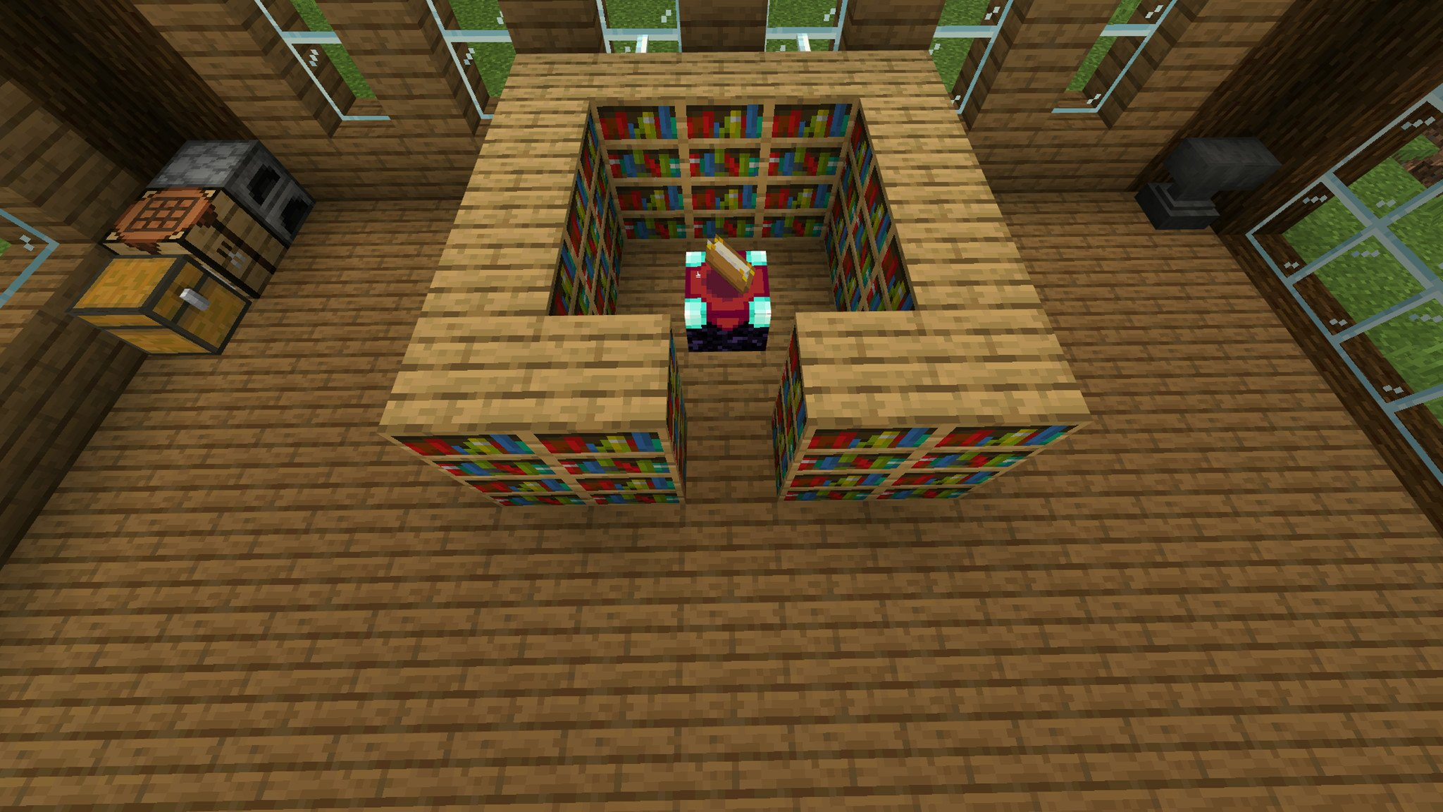 Minecraft Guide To Enchanting Setup Books And More