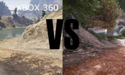 GTA 5 Xbox vs PC