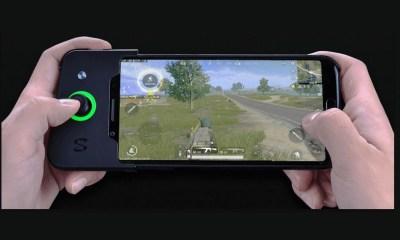 Xiaomi black shark herny smartfon