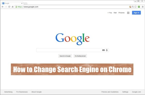 How to Change Search Engine on Chrome | Google Chrome | Search Engine on Chrome