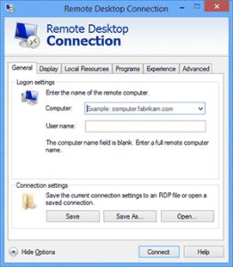 how to setup remote desktop on windows 7