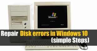 repairing disk errors windows 10   Disk Errors in Windows 10   Windows 10 Disk Error   Repair Windows 10